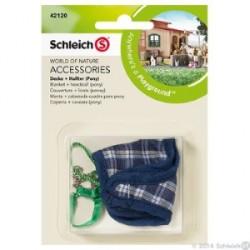 Schleich - Loimi ja päitset ponille 42120