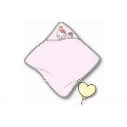 Hello Kitty - Huppupyyhe